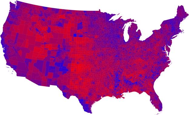 However Heat Maps Are A Very Flexible Data Visualization Tool And Can Be Used To Represent Data On Other Surfaces Besides Geographic Maps